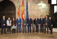Puig destaca la necesidad de 'sumar sinergias' con las entidades empresariales para reforzar la presencia de la Comunitat Valenciana en Bruselas