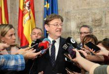 """Puig promet una solució """"raonable"""" i consensuada per a celebrar Falles i Magdalena en 2020"""