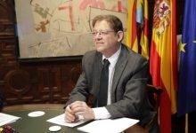 Puig pide que todos los partidos se sumen al acuerdo de reconstrucción y demuestren que