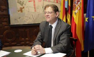 Inditex dona 12 respiradors a la sanitat valenciana i la Generalitat espera més material de la Xina