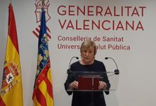 La Comunitat Valenciana registra 258 nuevos positivos y 17 fallecidos