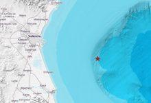 Registrat un terratrémol de 3,1 graus en el Golf de València, el quart d'aquest dissabte