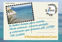 Turisme inicia la campaña #Yomequedoencasa