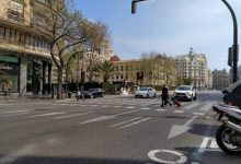 Els nivells de contaminació a València baixen per la reducció del trànsit arran de la crisi sanitària