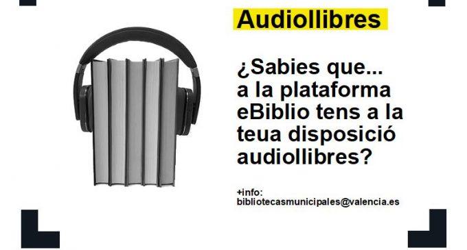 Les Biblioteques Municipals animen a utilitzar eBiblio