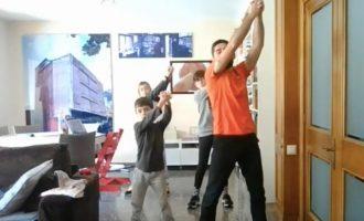 Deporte de la Generalitat llena de propuestas de actividad física esta Pascua