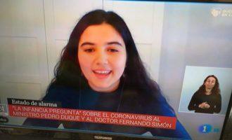 Una consejera del CMI de Quart de Poblet traslada sus preguntas sobre el Coronavius al Gobierno de España