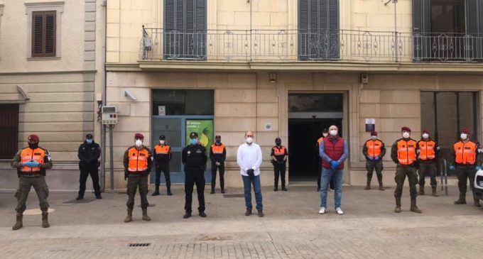 Paco Gómez, alcalde de Massamagrell: «El que pretenem és que ningú es quede arrere»