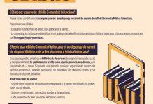 Paterna promueve entre sus vecinos la lectura digital a través de eBiblio