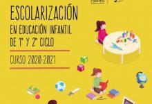 Paterna obri el termini telemàtic per a sol·licitar les ajudes a l'escolarització d'Educació Infantil