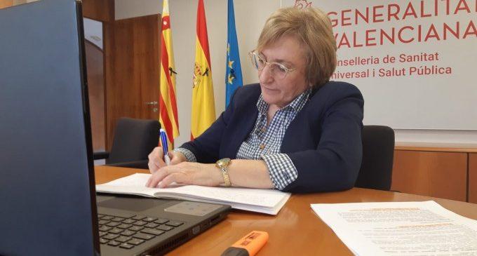90 altes, 60 contagis i 10 morts més per coronavirus a la Comunitat Valenciana