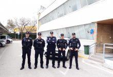 La Policia Local de Paterna reforça la seua plantilla davant la COVID-19 amb la incorporació de 4 nous agents