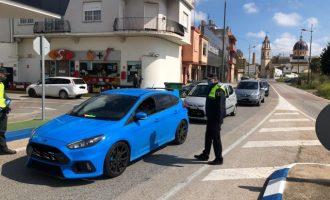 Sueca incrementa dels conductors durant estos dies de Setmana Santa i Pasqua