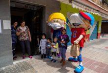 Mislata lliura més de 7.500 menús diaris a famílies i persones majors sense recursos