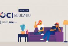 L'IVAJ obri la plataforma d'oci educatiu #IVAJDesdeCasa