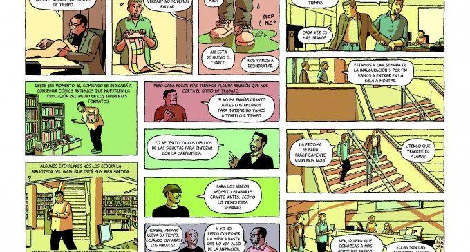 L'IVAM ofereix la descàrrega gratuïta del còmic de Paco Roca