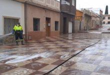 Paterna reorganitza la neteja i desinfecció de carrers i zones sensibles davant la sortida de menors i la futura desescalada