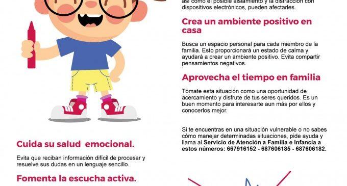 L'Ajuntament de Quart de Poblet comparteix pautes socioeducatives per al benestar dels xiquets, xiquetes, adolescents i les seves famílies