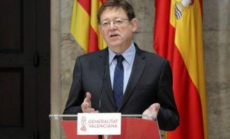 """Puig sobre la suspensió de les Falles: """"És un indult general que ningú haguera desitjat, pensem ja en 2021"""""""