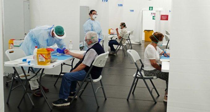 La Comunitat Valenciana registra només un nou ingrés en l'UCI per coronavirus