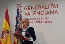 316 casos positius per coronavirus i 160 altes més que ahir en la Comunitat Valenciana