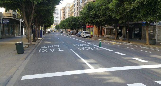 La Comunitat Valenciana frega els 410.000 treballadors en ERTO en la desena setmana d'estat d'alarma