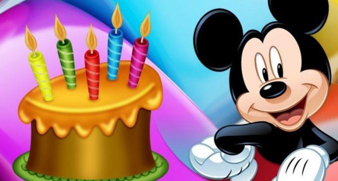 Mickey Mouse felicitarà l'aniversari als xiquets i xiquetes de Burjassot