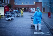 Los casos por coronavirus se elevan a 110.238 personas y a más de 10.000 fallecidos
