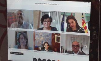 Las universidades valencianas mantendrán la docencia en formato online durante lo que queda de curso