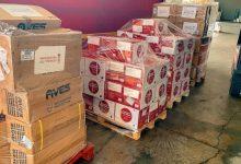 La Generalitat distribuye 40.000 mascarillas para taxistas, transportistas y trabajadores de FGV