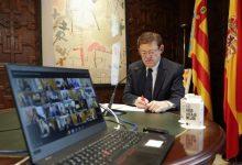 Ximo Puig reclama que les comunitats autònomes participen en els nous pactes de la Moncloa