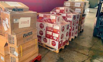 L'IVASS destina més de 450.000 euros en material sanitari i reforçar serveis per a prevenir la COVID-19