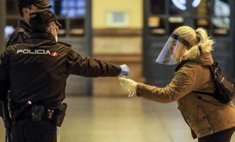 El 90% dels valencians es desinfecta les mans amb freqüència i el 85% usa mascareta de manera habitual