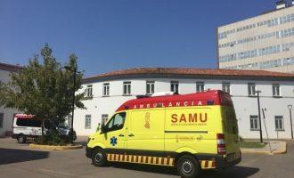 Un home resulta ferit amb cremades de segon grau en un incendi a Burjassot