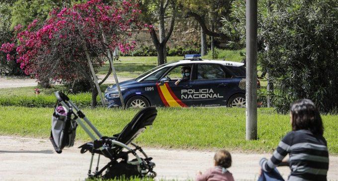 L'Ajuntament de València adverteix que demà començarà a sancionar a qui no complisca les normes