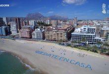 La Generalitat estudia el model de seguretat en platges per a la seua reobertura a l'estiu