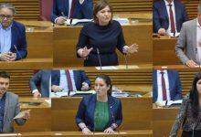L'oposició creu que el gran acord de reconstrucció ha de donar-se en Corts i demana aprimar el Consell