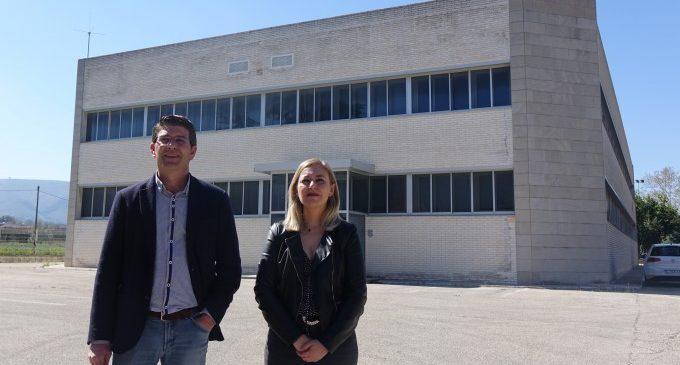 El Ple d'Ontinyent aprova la cessió a la Conselleria de l'immoble del nou Palau de Justícia