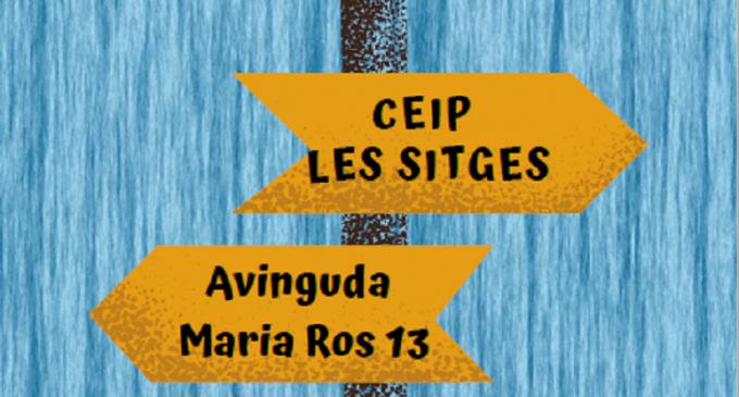 El CEIP Les Sitges de Burjassot se da a conocer a la ciudadanía, de cara al próximo proceso de matrícula