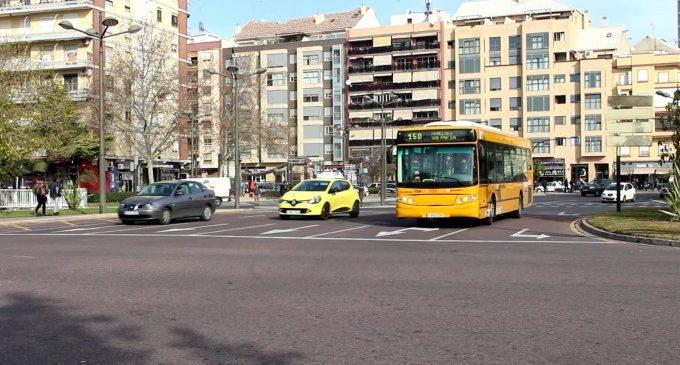 El confinament redueix en més d'un 90% els desplaçaments en transport públic
