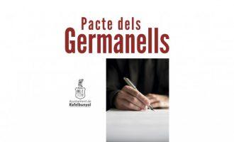 Rafelbunyol firma el Pacto dels Germanells