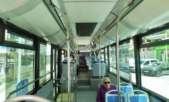 El transporte de personas por carretera reestructura su servicio ante la emergencia sanitaria