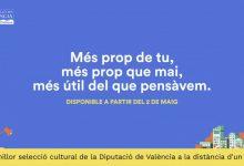 La Diputació lanzará una web con materiales culturales en abierto