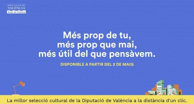 La Diputació llançarà una web amb materials culturals en obert