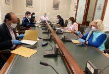 La comisión de reconstrucción de la ciudad empieza a trabajar con todos los grupos políticos