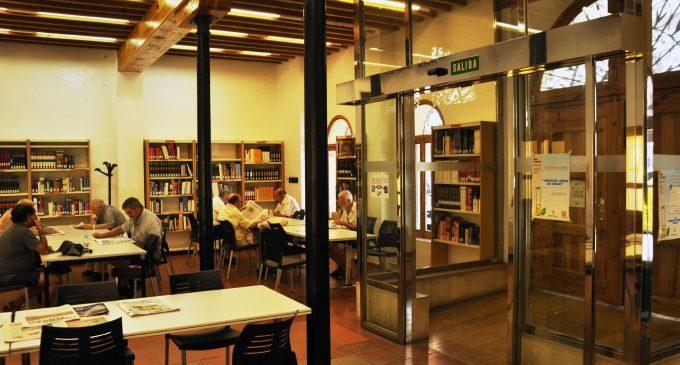 Les Biblioteques municipals de València, preparades per a la fase 1