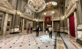 València manté  el dol oficial per les víctimes mortals de la pandemia del coronavirus