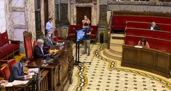 El Ple obri a exposició pública el pla especial del Cabanyal amb les aportacions ciutadanes