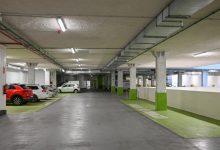 S'amplien les places per a residents i comerciants al pàrquing de Bruges