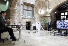Ximo Puig reivindica un 'marc europeu més fort' per a lluitar contra la pandèmia en una trobada telemàtica amb 27 valencians i valencianes residents en vint països europeus